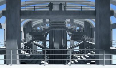 concrete gallery v2