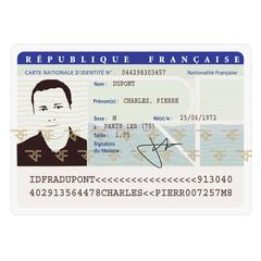 Carte nationale d'identité française