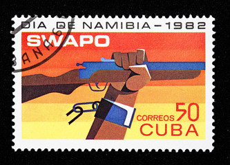 Cuban stamp