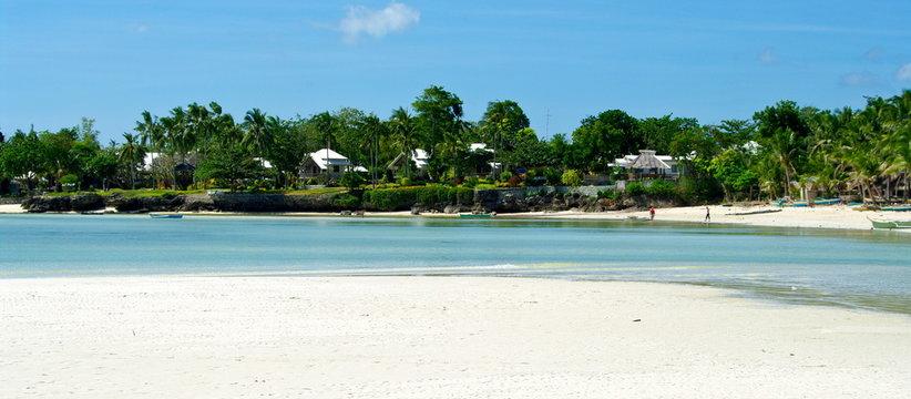 Philippines, Bantayan -  White sugar beach nb. 10
