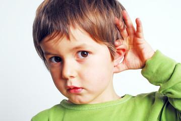 Ich höre etwas!