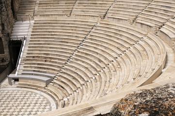théâtre d'Hérode Atticus en Grèce