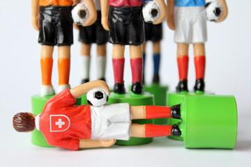 Niederlage Schweiz