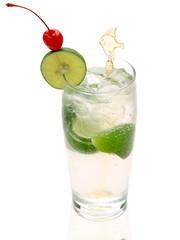 ice lemon juice