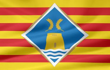 Flagge von Formentera