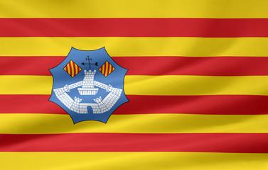 Flagge von Menorca