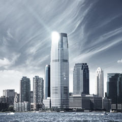 Future city - newyork city