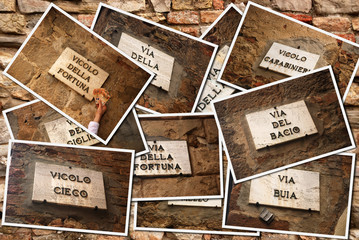 Italian love street