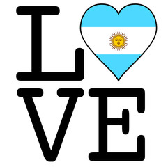 I Love Argentine