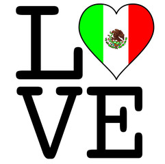 I Love Mexique