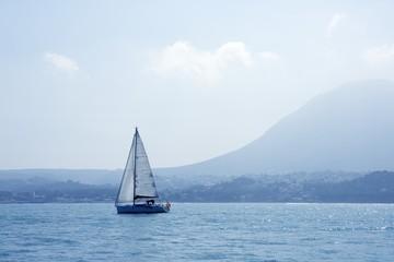 San Antonio Cape sailing sailboat in Denia