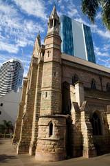 Stadtansicht von Brisbane
