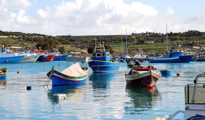 bateaux malte