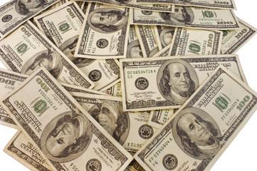 Hundred dollar $$ bills