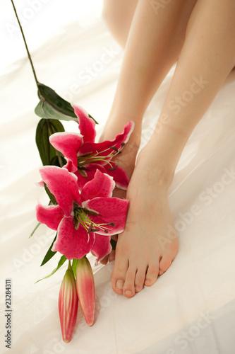 sch ne f e stockfotos und lizenzfreie bilder auf bild 23284311. Black Bedroom Furniture Sets. Home Design Ideas