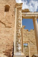 Wall Mural - Sculpture romaine, Libye