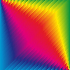 Abstract multicolor background. Vector
