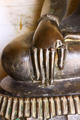 Buddha statue in bangkok,thailand
