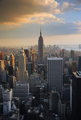 Deurstickers New York NEW YORK CITY