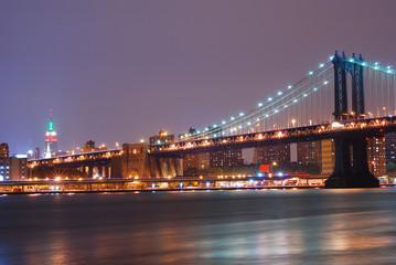 Wall Mural - NEW YORK CITY MANHATTAN BRIDGE