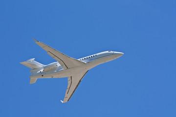 Private Corporate Business Jet