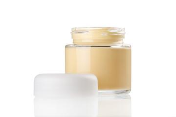 cream in the jar
