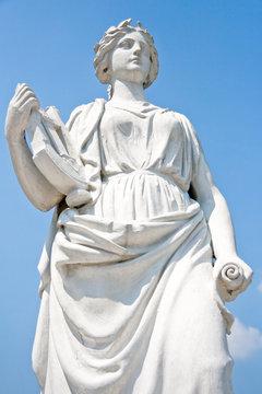 Greece Charactor sculpture