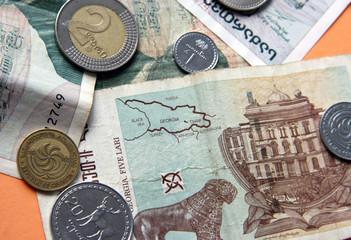 Money of Georgia