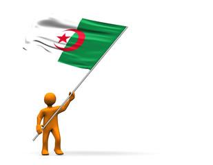 Algeria Fan