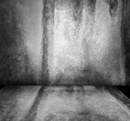 Dark Grunge Texture Background Wall