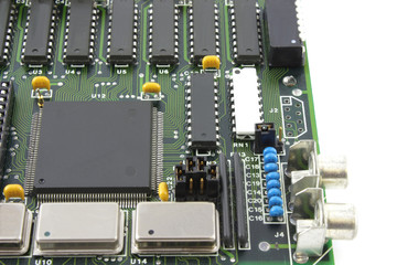 Controller card for computer