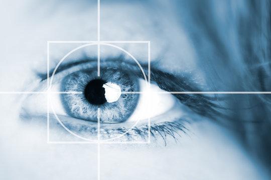 Auge - Überwachung