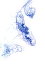 fumo e fiamme astratto