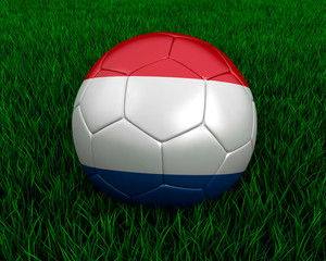 Dutch soccer ball