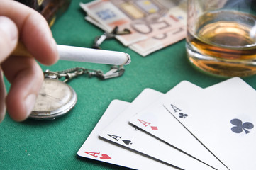 gagner une partie de poker