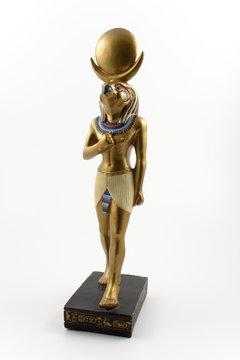 Gold Horus Statue