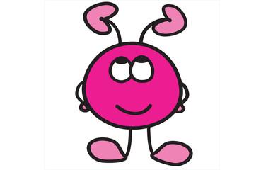 Pink crank