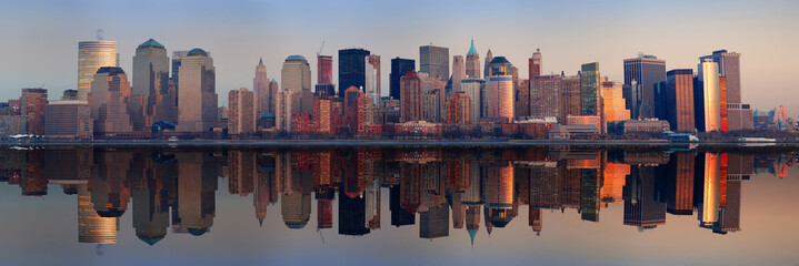 Wall Mural - Manhattan Panorama, New York City