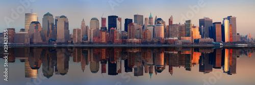 Wall mural Manhattan Panorama, New York City