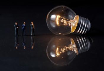 thinking & idea