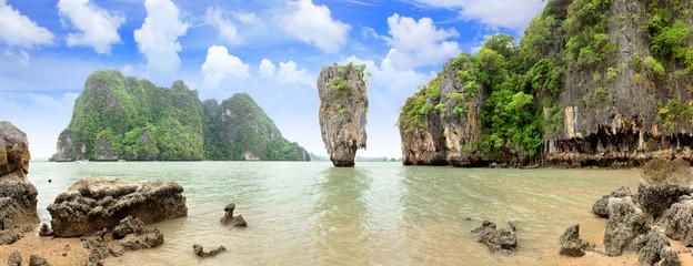 Fototapeta James Bond Island, Phang Nga, Thailand obraz