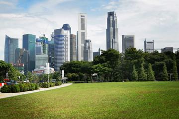 Foto op Plexiglas Singapore Singapor