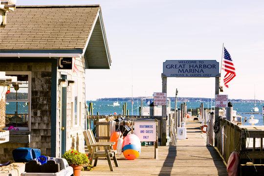Southwest Harbor, Mount Desert Island, Maine, USA