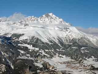 Dent Parrachée (Savoie), 3697 m