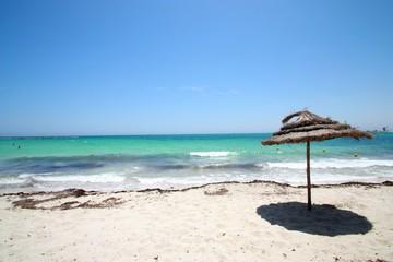 Tunisie - Djerba - Côte Sauvage