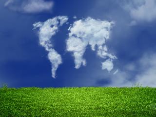planeta nube