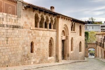 monastère catalan
