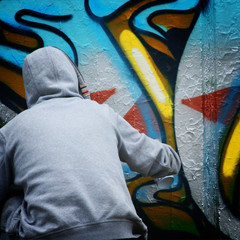 Graffiti - modern way of art