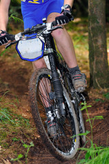 le vélo tout terrain