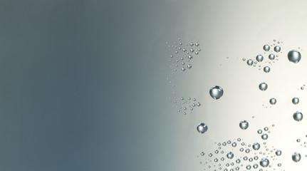 Wasserfond mit Tropfen Ausschnitt 5